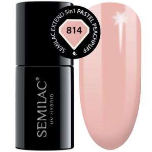 Semilac Extend 5in1 - 814 Pastel Peach