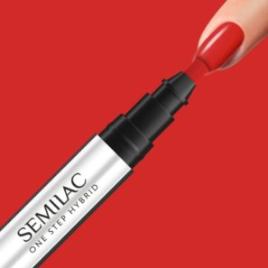 Semilac One Step - S530 Scarlet