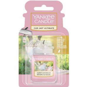 Yankee Candle Sunny Daydream Car Jar Ultimate - Zapach Samochodowy