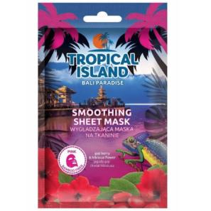 Marion Tropical Island Maska na Tkaninie - Wygładzająca