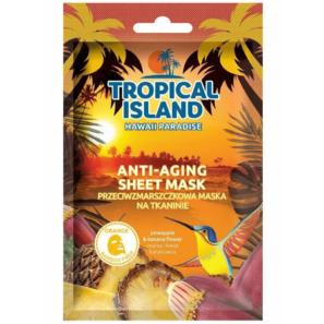 Marion Tropical Island Maska na Tkaninie - Przeciwzmarszczkowa