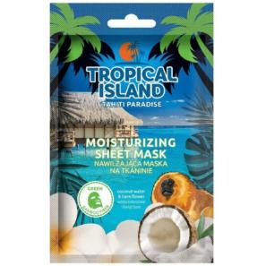 Marion Tropical Island Maska na Tkaninie - Nawilżająca