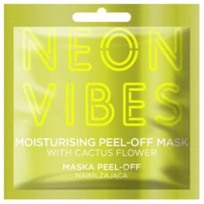 Marion Neon Vibes Maseczka Peel-Off - Nawilżająca