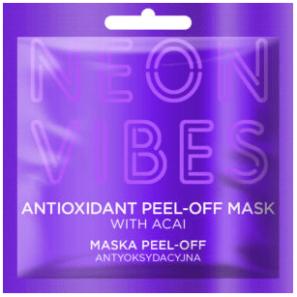 Marion Neon Vibes Maseczka Peel-Off - Antyoksydacyjna