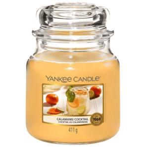 Yankee Candle Calamansi Cocktail - Świeca Średnia