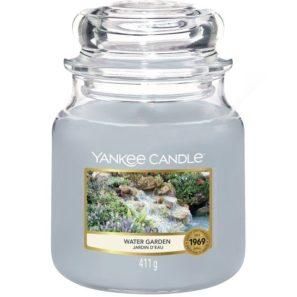 Yankee Candle Water Garden - Świeca Średnia