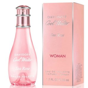 Davidoff Cool Water Woman Sea Rose - EDT 100 ml