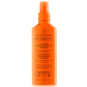 Collistar Sun Protection - Mleczko do Opalania w Sprayu SPF 6