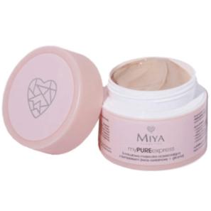 Miya Cosmetics myPUREexpress 5-minutowa Maseczka Oczyszczająca z Kompleksem -  5% Kwas Azelainowy + Glicyna