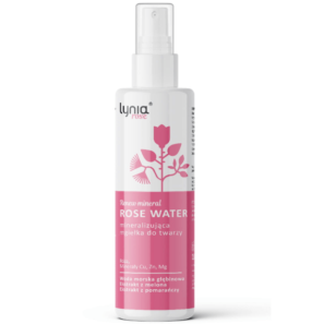 Lynia Renew Mineral Water - Mgiełka różana