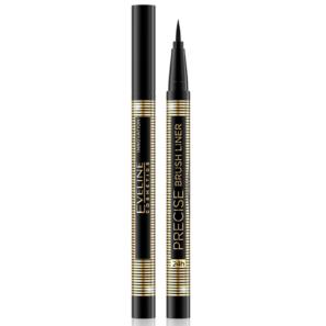 Eveline Precise Brush Liner - Eyeliner w Pisaku Czarny