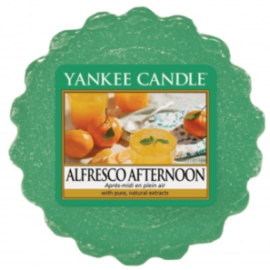 Yankee Candle Alfresco Afternoon - Wosk